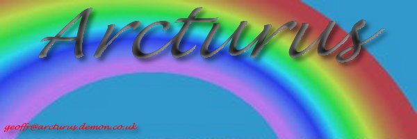 Arcturus: The homepage of Geoff Riley